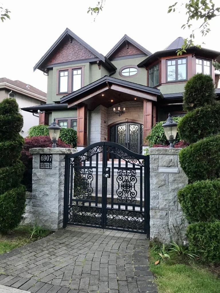 Main Photo: 6907 HEATHER Street in Vancouver: South Cambie House for sale (Vancouver West)  : MLS®# R2604365