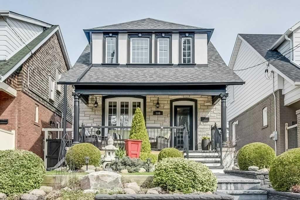 Main Photo: 108 Queensdale Avenue in Toronto: Danforth Village-East York House (2-Storey) for sale (Toronto E03)  : MLS®# E4424743