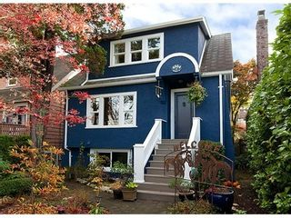 Photo 1: 4054 16TH Ave W in Vancouver West: Dunbar Home for sale ()  : MLS®# V988618