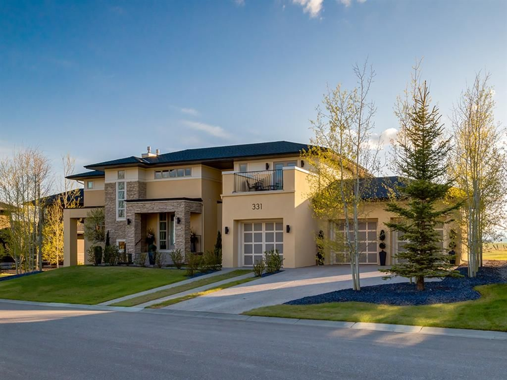 Main Photo: 331 Leighton View in Rural Rocky View County: Rural Rocky View MD Detached for sale : MLS®# A1063745