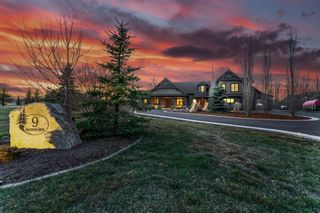 Main Photo: 9 Grandview Grove in Rural Rocky View County: Rural Rocky View MD Detached for sale : MLS®# A1143778