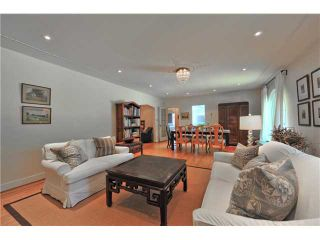 """Photo 4: 418 FIRST Street in New Westminster: Queens Park House for sale in """"QUEENS PARK"""" : MLS®# V1075029"""
