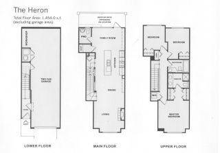 """Photo 3: 16 19480 66 Avenue in Surrey: Clayton Townhouse for sale in """"TWO BLUE"""" (Cloverdale)  : MLS®# R2079502"""