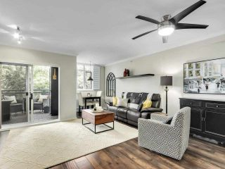 """Photo 1: 201 2665 W BROADWAY in Vancouver: Kitsilano Condo for sale in """"MAGUIRE BUILDING"""" (Vancouver West)  : MLS®# R2580256"""