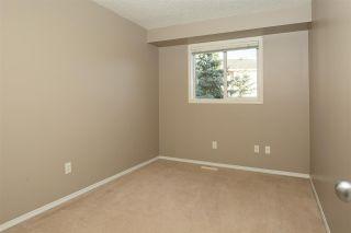 Photo 25: 44 451 HYNDMAN Crescent in Edmonton: Zone 35 Townhouse for sale : MLS®# E4242176