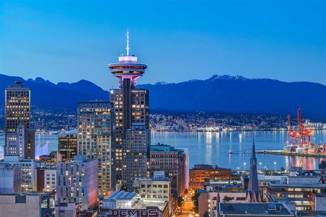 """Main Photo: 2703 788 RICHARDS Street in Vancouver: Downtown VW Condo for sale in """"L'HERMITAGE"""" (Vancouver West)  : MLS®# R2544416"""