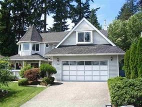 Main Photo: 2608 AUBURN PLACE in Coquitlam: Scott Creek House for sale : MLS®# R2009838