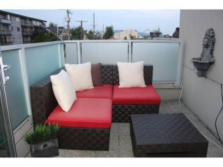 """Photo 10: 509 3811 HASTINGS Street in Burnaby: Vancouver Heights Condo for sale in """"MONDEO"""" (Burnaby North)  : MLS®# V905399"""