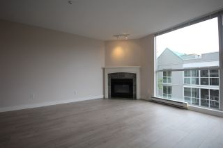 Photo 1: 204 8420 JELLICOE Street in Vancouver: South Marine Condo for sale (Vancouver East)  : MLS®# R2401979