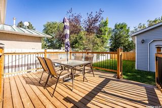 Photo 35: 210 Mowat Crescent in Saskatoon: Pacific Heights Residential for sale : MLS®# SK870029