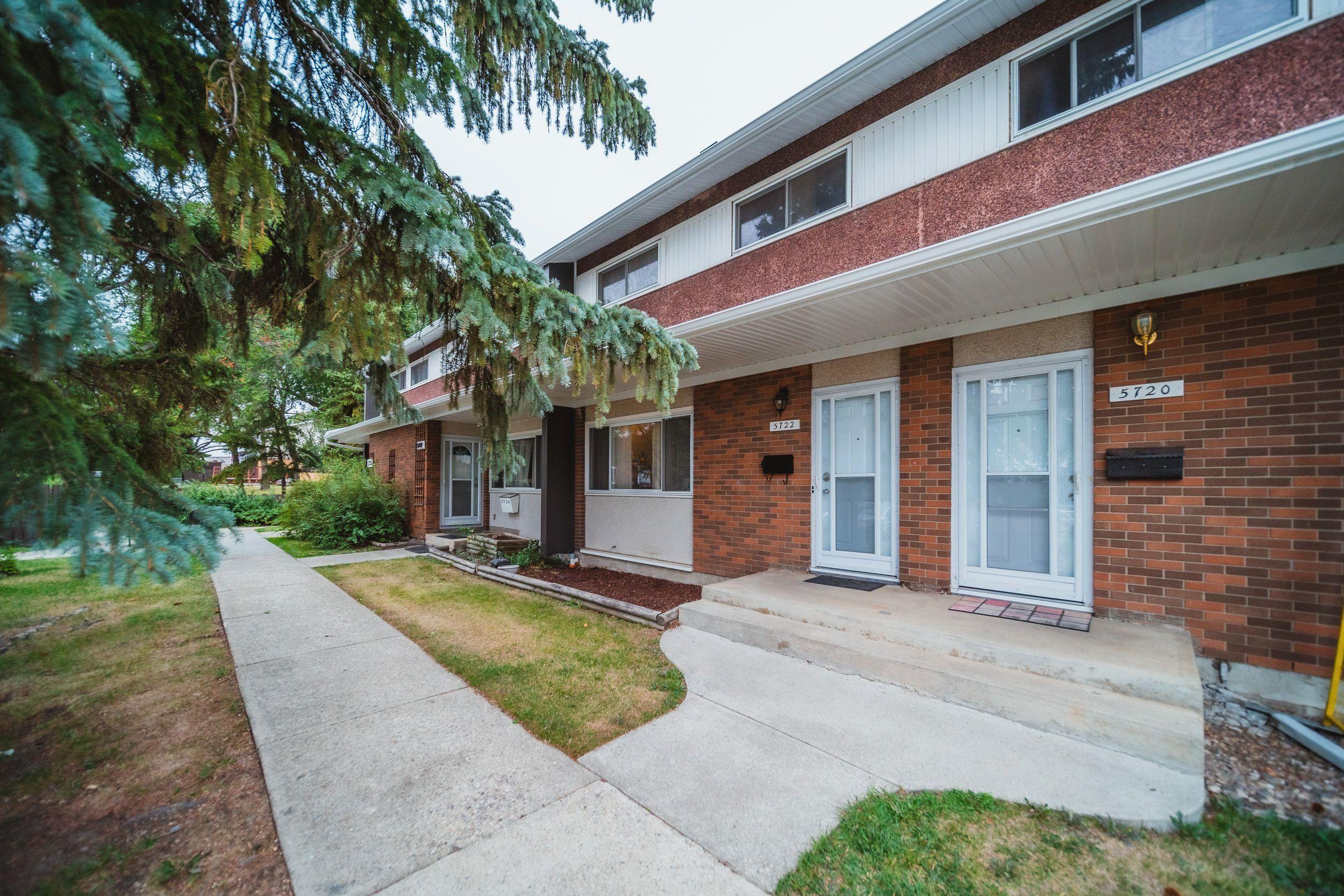 Main Photo: 5722 143 Avenue in Edmonton: Zone 02 Townhouse for sale : MLS®# E4262673