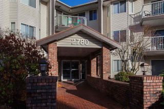 "Photo 1: 205 2780 WARE Street in Abbotsford: Central Abbotsford Condo for sale in ""Chelsea House"" : MLS®# R2224498"