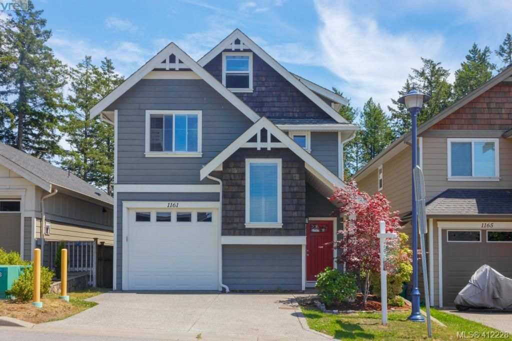 Main Photo: 1161 Sikorsky Rd in VICTORIA: La Westhills House for sale (Langford)  : MLS®# 817241