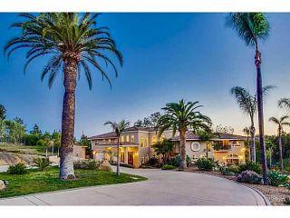 Photo 1: EL CAJON House for sale : 5 bedrooms : 1371 Windridge Drive