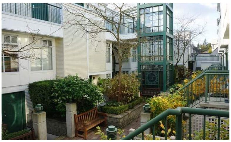 Main Photo: 3727 W10 Avenue in Vancouver: Point Grey Townhouse for sale (Vancouver West)  : MLS®#  R2010398