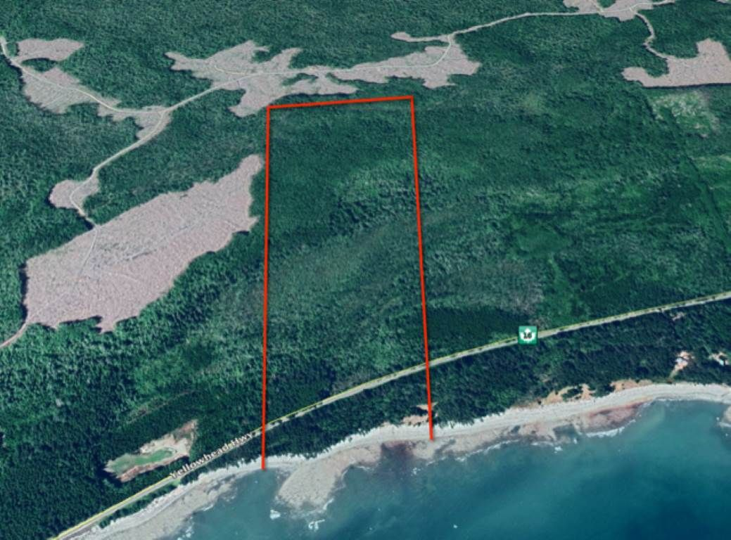 Main Photo: LOT 585 16 Highway in Queen Charlotte City: Queen Charlotte - Rural Land for sale (Prince Rupert (Zone 52))  : MLS®# R2478554