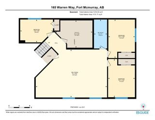 Photo 25: 165 Warren Way: Fort McMurray Detached for sale : MLS®# A1118700