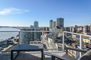 """Photo 10: 2002 668 COLUMBIA Street in New Westminster: Downtown NW Condo for sale in """"Trapp + Holbrook"""" : MLS®# R2419627"""