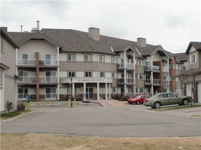 Main Photo: # 210 - 92 Saddletree Court NE in Calgary: Saddleridge Condo for sale : MLS®# C3612792