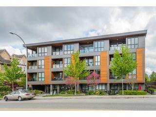 Photo 2: 206 2267 PITT RIVER Road in Port Coquitlam: Central Pt Coquitlam Condo for sale : MLS®# R2576631