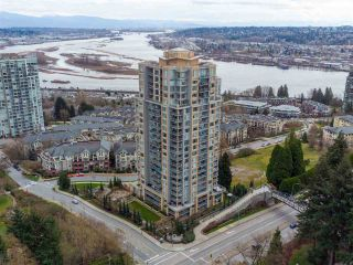 """Photo 1: 1703 280 ROSS Drive in New Westminster: Fraserview NW Condo for sale in """"THE CARLYLE AT VICTORIA HILL"""" : MLS®# R2576936"""