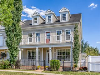 Main Photo: 28 Ypres Mews SW in Calgary: Garrison Woods Semi Detached for sale : MLS®# A1138690