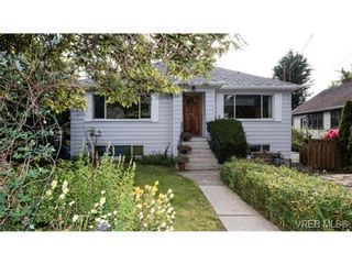Photo 1: 2749 Asquith St in VICTORIA: Vi Oaklands House for sale (Victoria)  : MLS®# 730382