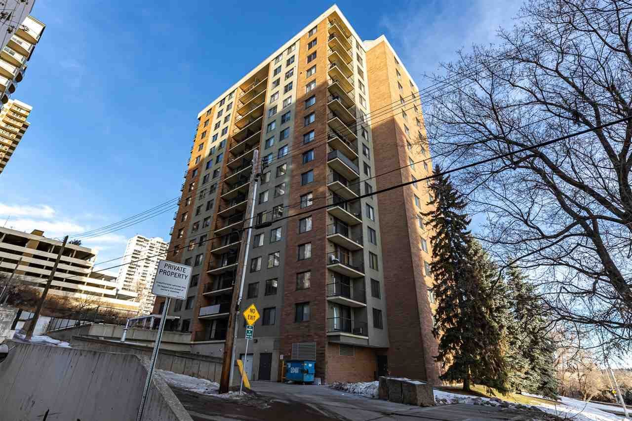 Main Photo: 702 9808 103 Street in Edmonton: Zone 12 Condo for sale : MLS®# E4238674