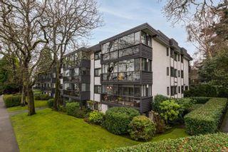 Photo 2: 302 1665 Oak Bay Ave in Victoria: Vi Rockland Condo for sale : MLS®# 862883