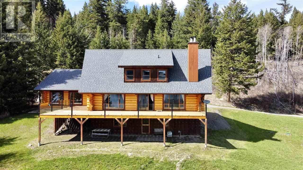 Main Photo: 6642 NORTH SHORE HORSE LAKE ROAD in Horse Lake: House for sale : MLS®# R2580089