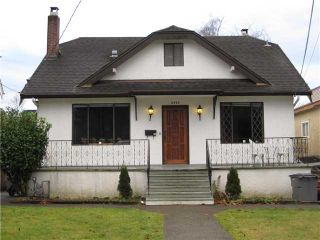 Photo 1: 2426 W 5TH Avenue in Vancouver: Kitsilano House for sale (Vancouver West)  : MLS®# V923129