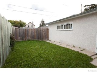 Photo 16: 778 Talbot Avenue in Winnipeg: East Kildonan Residential for sale (3B)  : MLS®# 1624155
