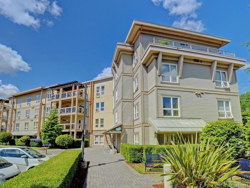 Main Photo: 207 1156 Colville Rd in : Es Gorge Vale Condo for sale (Esquimalt)  : MLS®# 859885