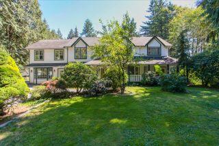 Main Photo: 11276 272 Street in Maple Ridge: Whonnock House for sale : MLS®# R2103226