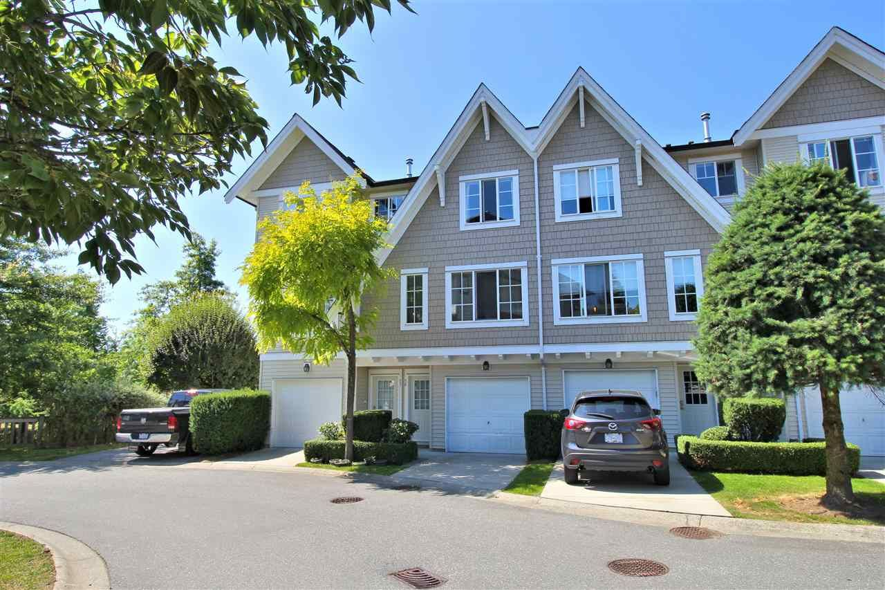 """Main Photo: 76 20540 66 Avenue in Langley: Willoughby Heights Townhouse for sale in """"Amberleigh"""" : MLS®# R2390320"""