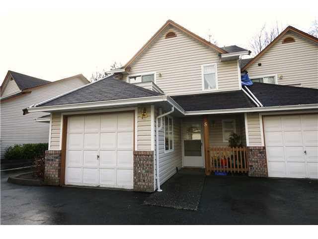 Main Photo: 5 20699 120B AVENUE in : Northwest Maple Ridge Townhouse for sale : MLS®# V864421