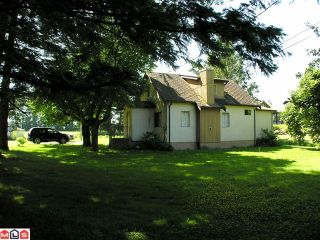 """Photo 1: 651 ARNOLD Road in Abbotsford: Sumas Prairie House for sale in """"ARNOLD"""""""