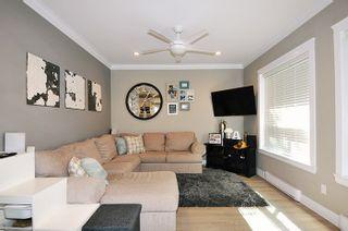 Photo 2: 18170 70 Avenue in Surrey: Cloverdale BC 1/2 Duplex for sale (Cloverdale)  : MLS®# R2103288