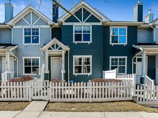 Main Photo: 144 Elgin Gardens SE in Calgary: McKenzie Towne Row/Townhouse for sale : MLS®# A1094770