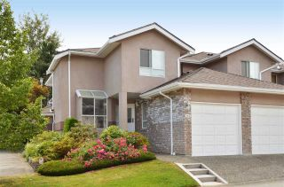 """Photo 1: 146 15550 26 Avenue in Surrey: King George Corridor Townhouse for sale in """"Sunnyside Gate"""" (South Surrey White Rock)  : MLS®# R2029140"""