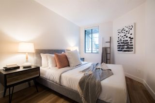 """Photo 16: 109 1080 PACIFIC Street in Vancouver: West End VW Condo for sale in """"THE CALIFORNIAN"""" (Vancouver West)  : MLS®# R2541335"""