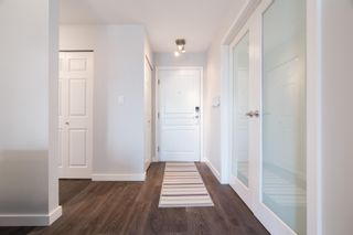 """Photo 18: 408 8430 JELLICOE Street in Vancouver: South Marine Condo for sale in """"Boardwalk"""" (Vancouver East)  : MLS®# R2620005"""