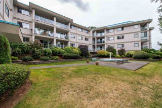 Photo 1: 315 33090 GEORGE FERGUSON Way: Condo for sale in Abbotsford: MLS®# R2526126