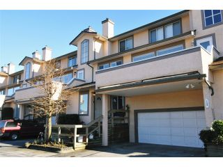 """Photo 1: 13 1238 EASTERN Drive in Port Coquitlam: Citadel PQ Townhouse for sale in """"PARKVIEW RIDGE"""" : MLS®# V1045328"""