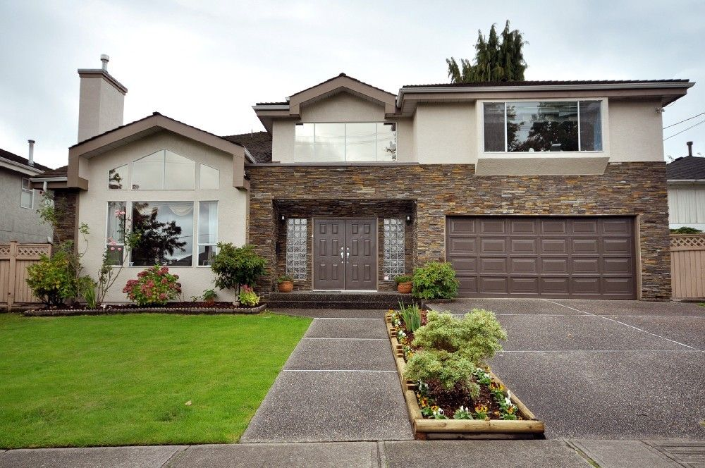 Main Photo: 8123 Heather Street in Vancouver: Marpole Home for sale ()  : MLS®# V865570