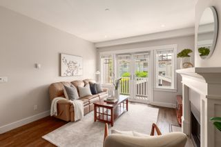 Photo 10: 2418 W 8TH Avenue in Vancouver: Kitsilano Townhouse for sale (Vancouver West)  : MLS®# R2602350