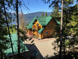 Photo 1: 5142 Ridge Road, in Eagle Bay: House for sale : MLS®# 10236832