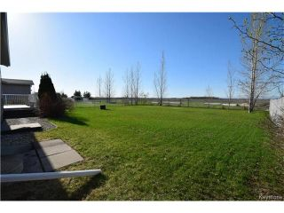 Photo 19: 5 ALLARD Place in Rockwood: Stony Mountain Residential for sale (R12)  : MLS®# 1711557