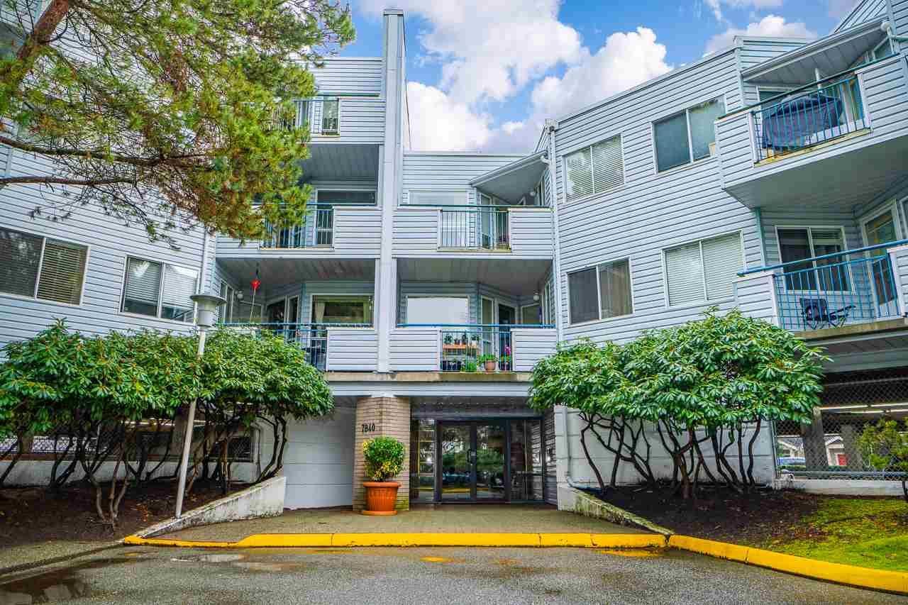 Main Photo: 211 7840 MOFFATT Road in Richmond: Brighouse South Condo for sale : MLS®# R2526658