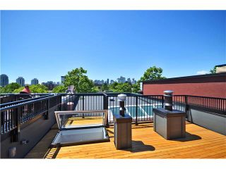 Photo 7: 618 JACKSON Avenue in Vancouver: Mount Pleasant VE Townhouse for sale (Vancouver East)  : MLS®# V1010749